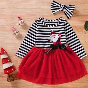 Other - GIRL CHRISTMAS HOLIDAY DRESS